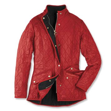 barbour, cavalry polarquilt jacket, $279