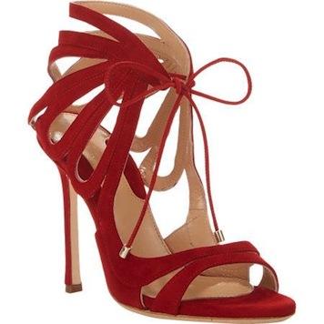 chelsea paris, ada strappy sandals, $625
