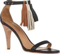 ulla johnson tassel luz sandal, $450