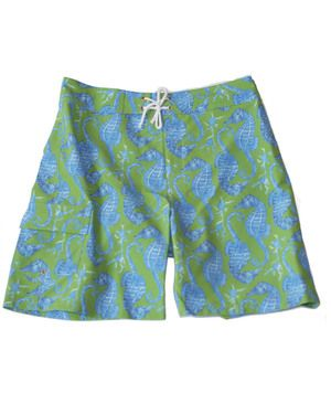 boys' seahorse surfer, $95 (also available in men's, $145)