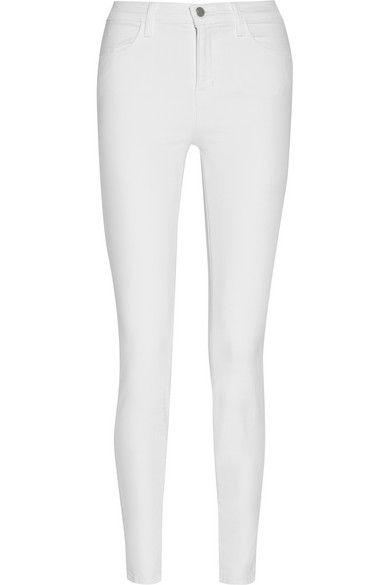 j brand maria high-rise skinny jean, $180