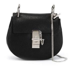 chloé drew shoulder bag, $1340