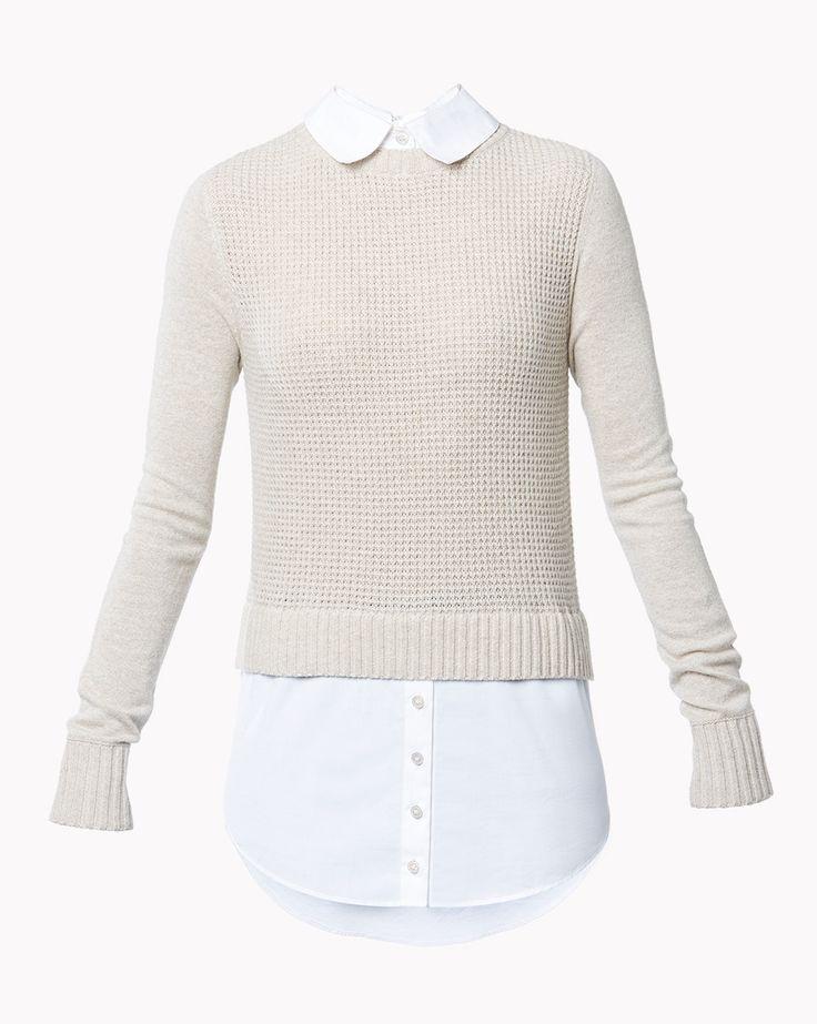 veronica beard mohawk sweater, $395