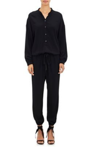 ulla johnson crepe jumpsuit, $390