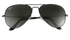 ray-ban original aviator, $127
