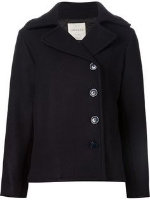 citizens of humanity classic peacoat, $368