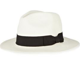 sensi studio straw panama hat, $120