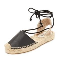 soludos platform gladiator sandal, $89