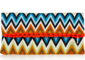 sophie anderson lia crochet pouch, $215
