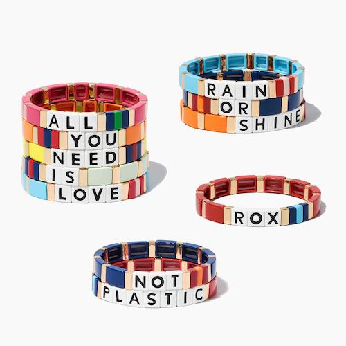 roxanne assoulin custom bracelet , $150