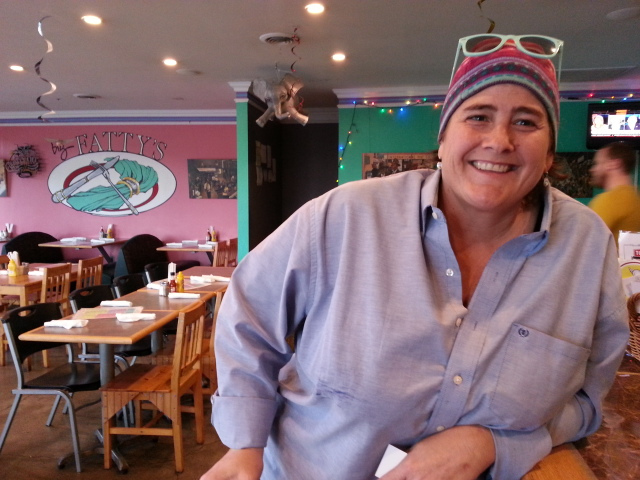 Lisa Smith. Owner, Operator of Big Fatty's Restaurant, Knoxville, TN.
