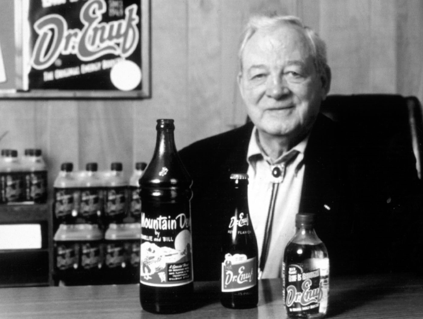 Charles O. Gordon, Sr., founded Tri-City Beverage shortly after World War II.