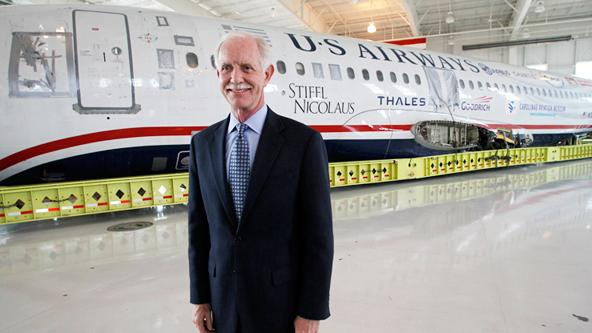 "I was on the media team representing Capt. Chesley Sullenberger after ""The Miracle on the Hudson."""