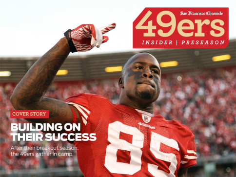 For one glorious Super Bowl season, I WAS the Niner Nation, running social for the 49ers Insider tablet magazine.