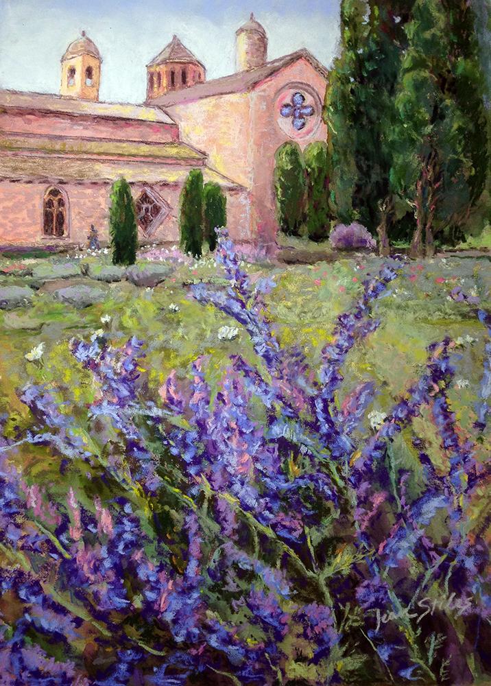 Stiles_Fontfroide Abbey, Provence_web.jpg