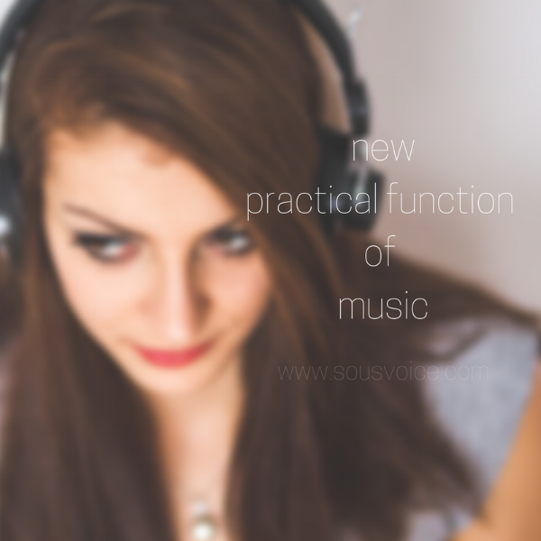 new practical function music sou's voice
