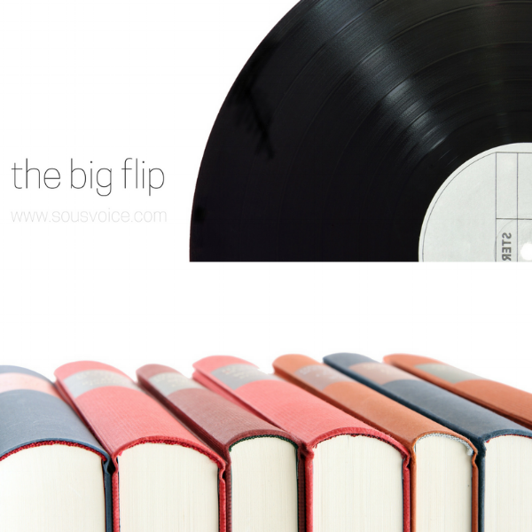 big flip publishing industry sou's voice
