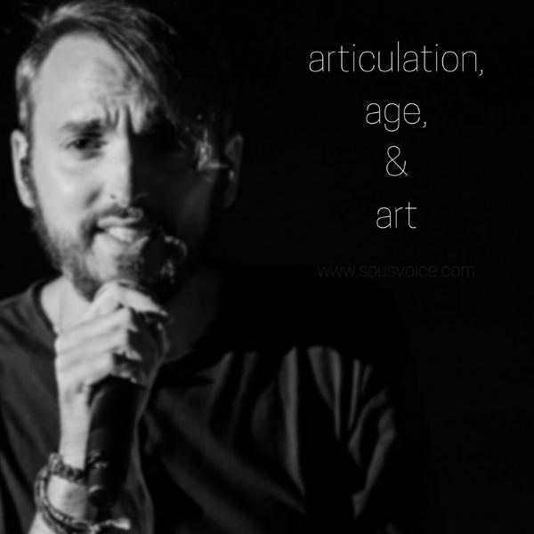 articulation age art sou's voice