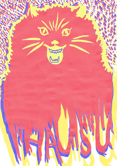 Hausu Poster by  Charlotte Procter