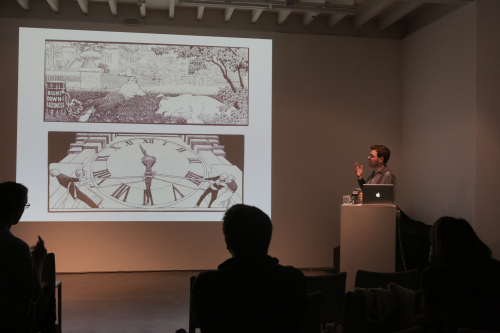 Winsor McCay lecture