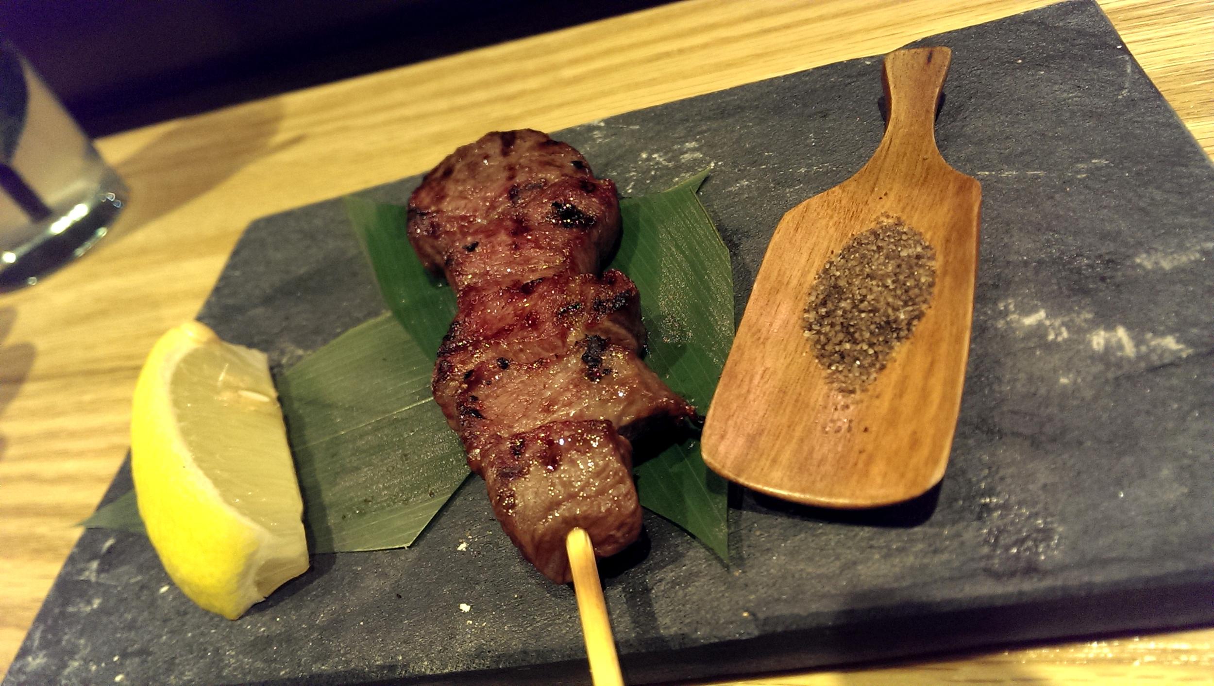 Premium wagwu beef