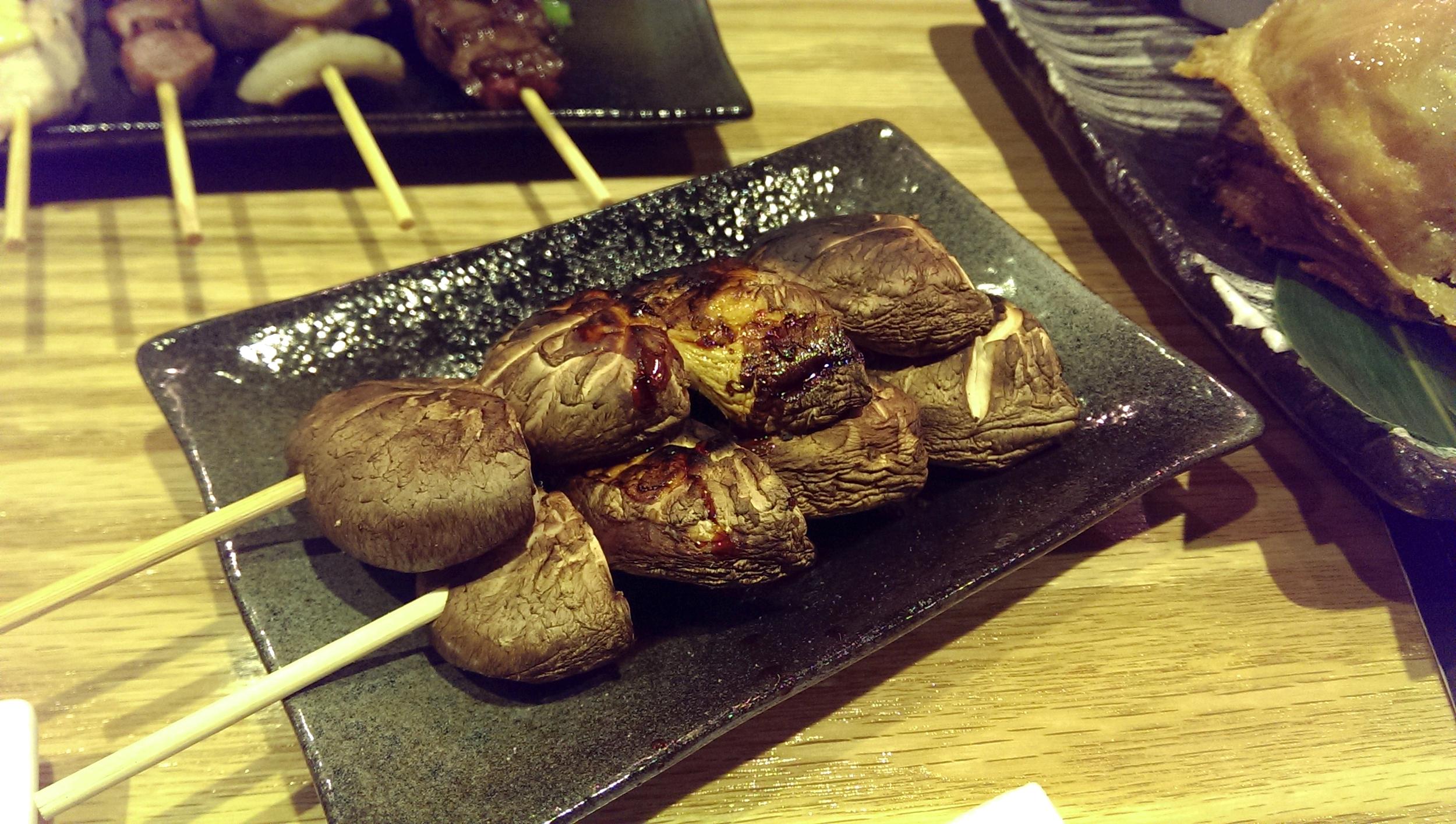 Eringi (king oyster mushroom)