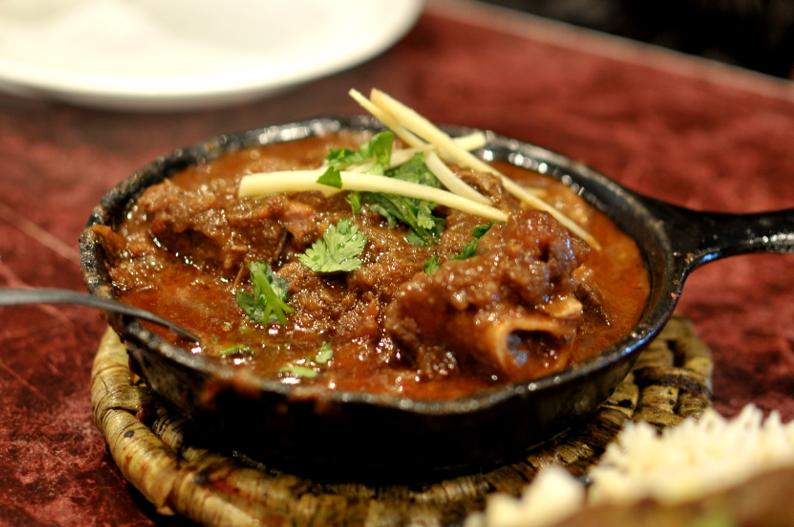 Lamb Karahi Gosht $11.25