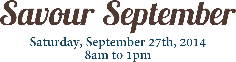 Savour September Aberfoyle