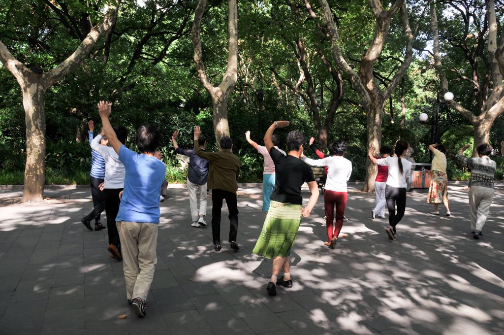 Xiangyang park