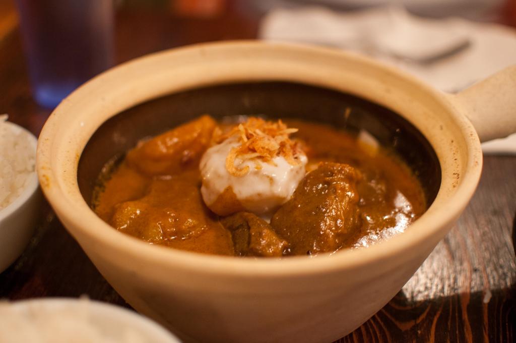 Pai Northern Thai Kitchen Gaeng Masaman Braised Beef