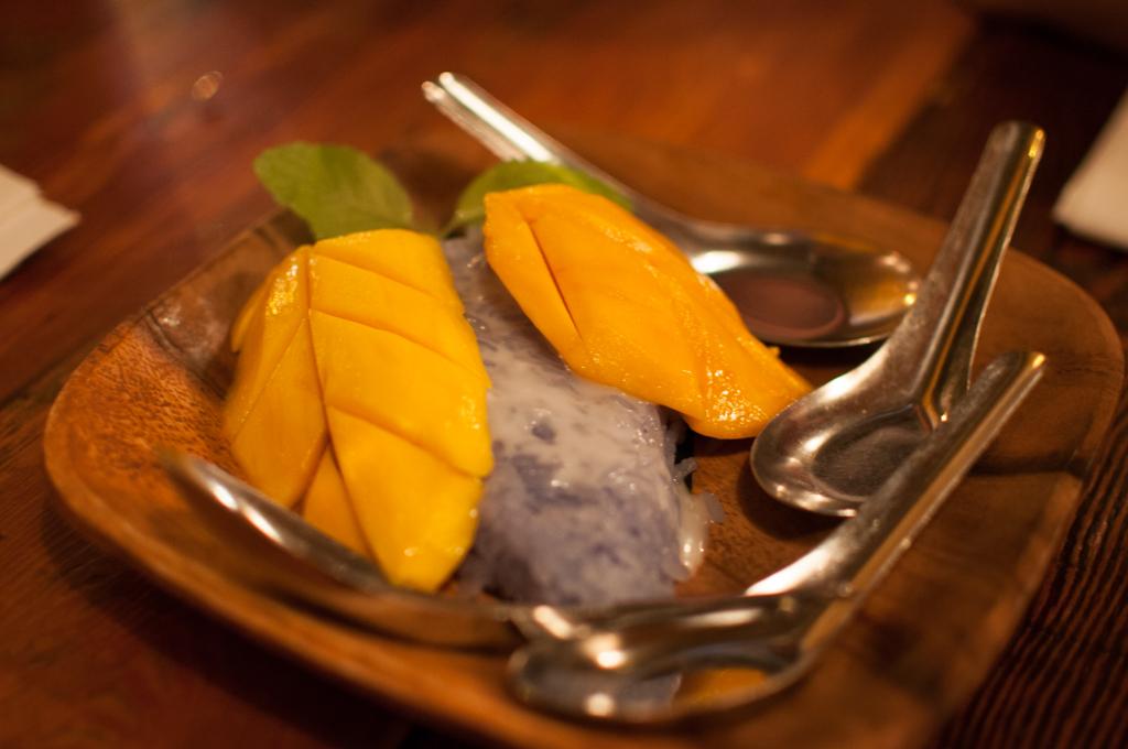 Pai Northern Thai Kitchen Mango Sticky Rice