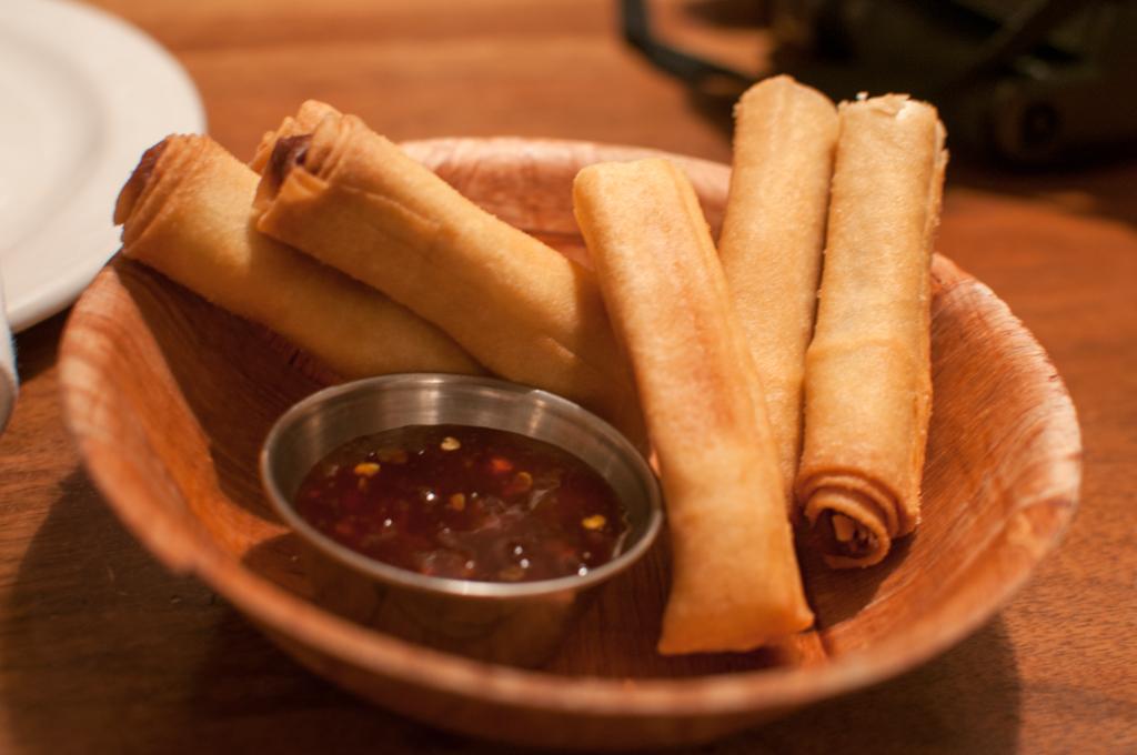 Lamesa Filipino Kitchen Fresh Lumpia