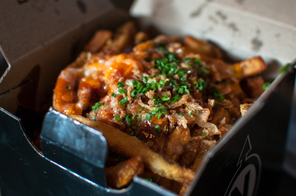 The Dirty Bird Dirty Fries