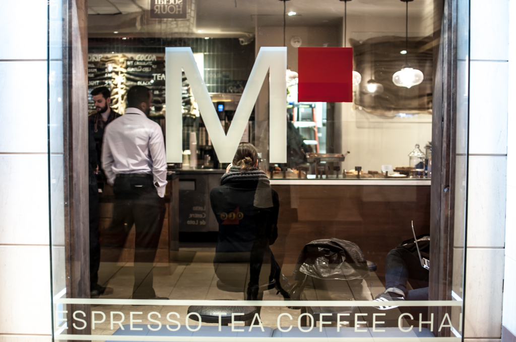 M Square Coffee Toronto