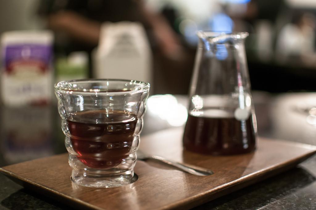 M Square Coffee Toronto Clever Drip