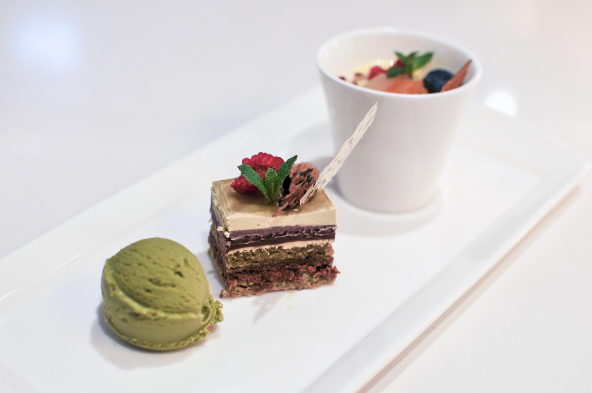 Miku Toronto Dessert