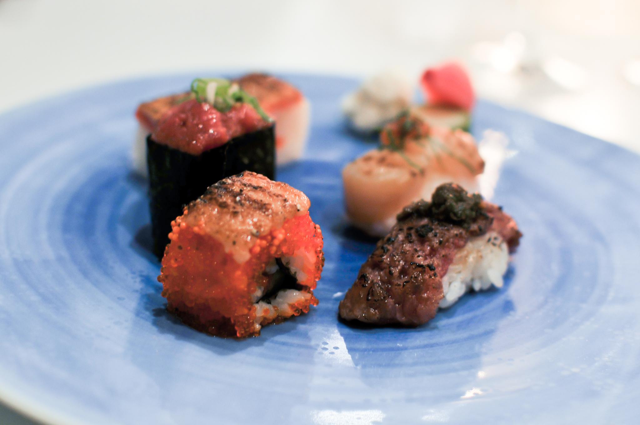 Miku Toronto Signature Sushi