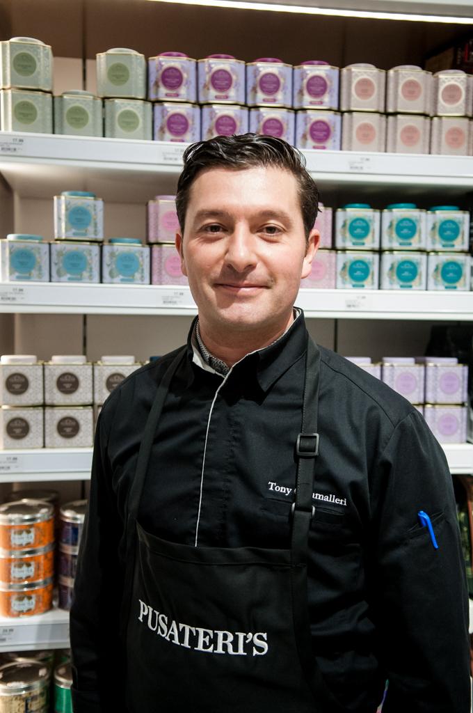 Tony Cammalleri, Executive Chef