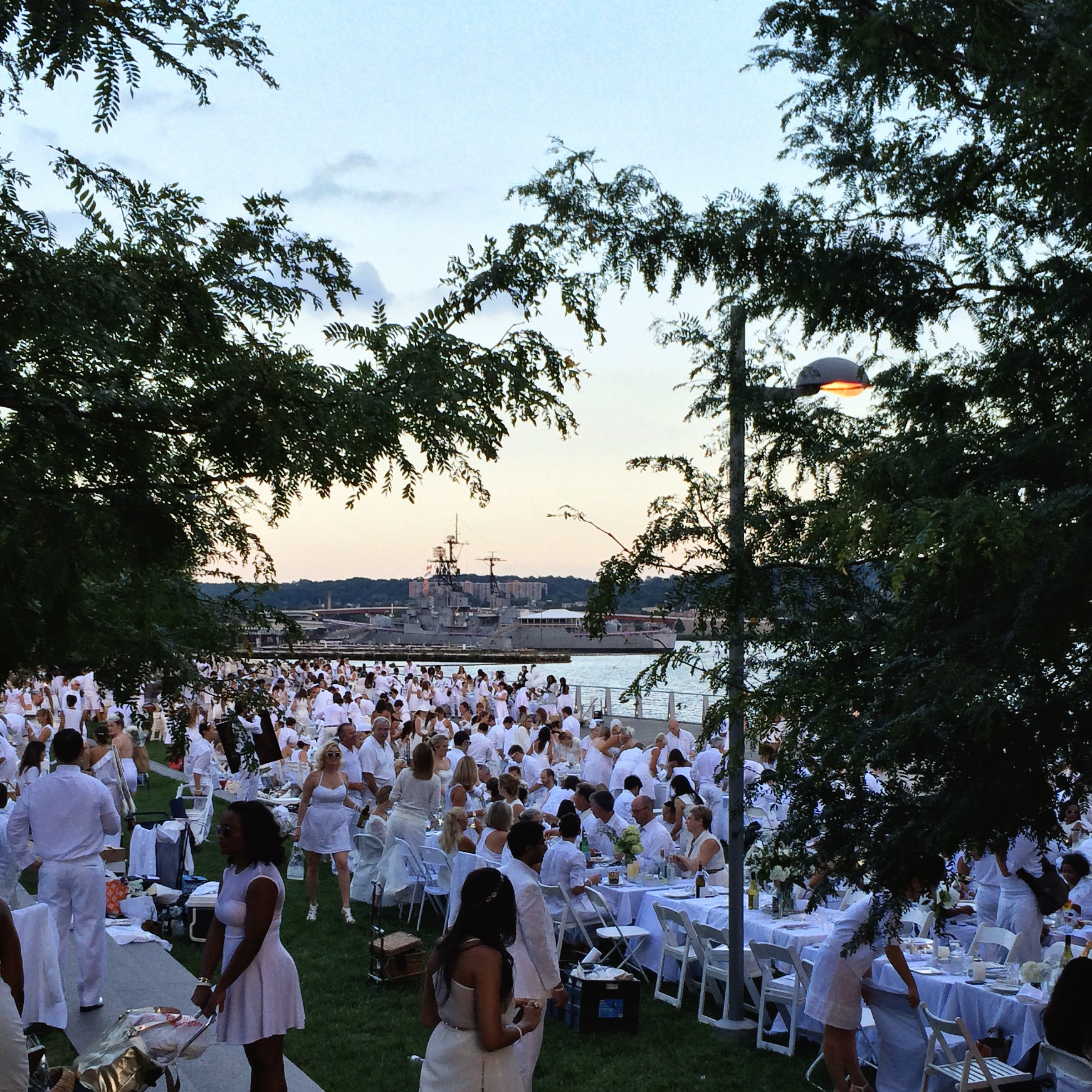 Dîner en Blanc, Washington, DC