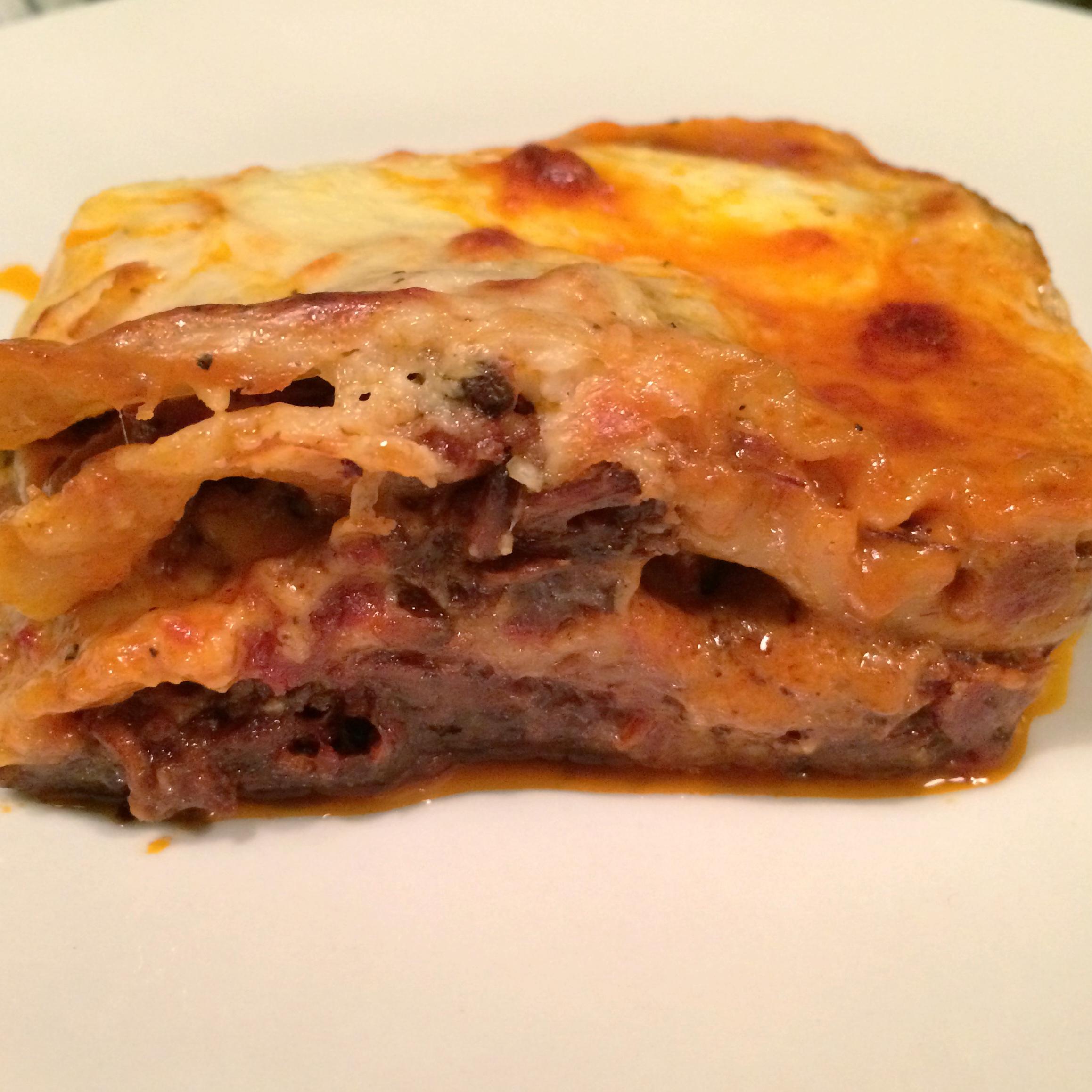 Short-Rib Lasagna
