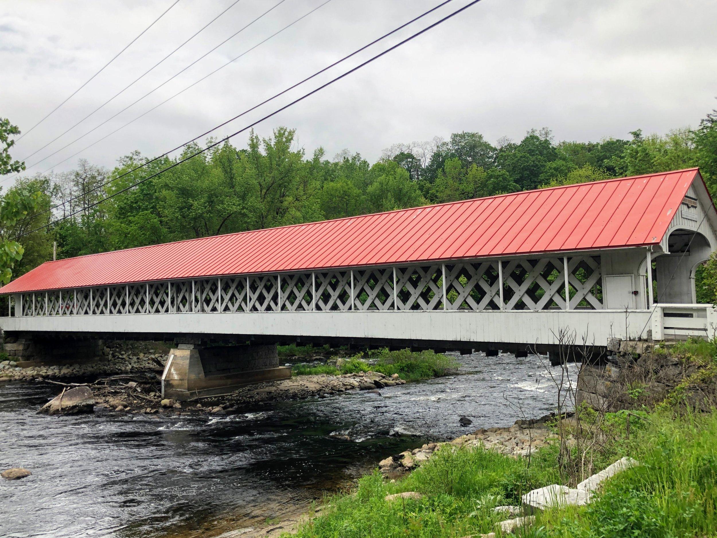 Ashuelot Covered Bridge, NH
