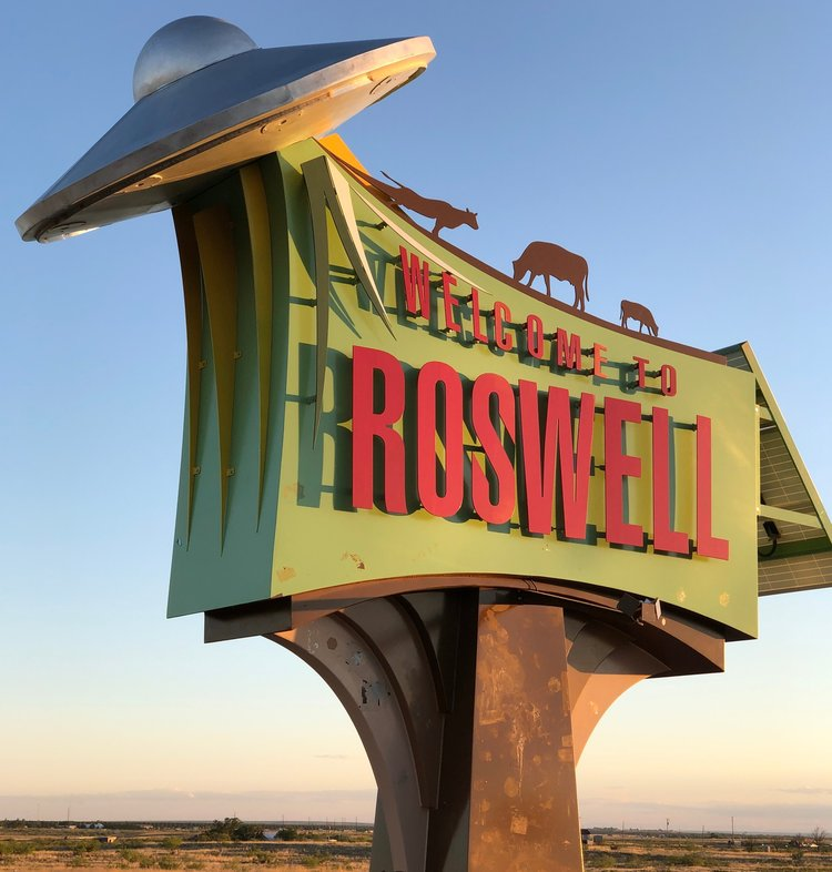Roswell & White Sands, NM
