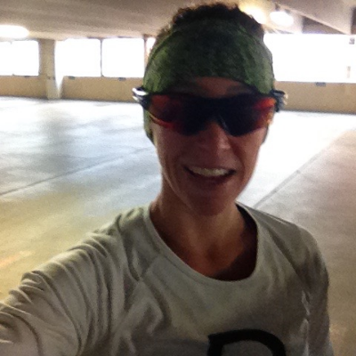 Sometimes the coldest, windiest workouts bring the biggest smiles afterwards!
