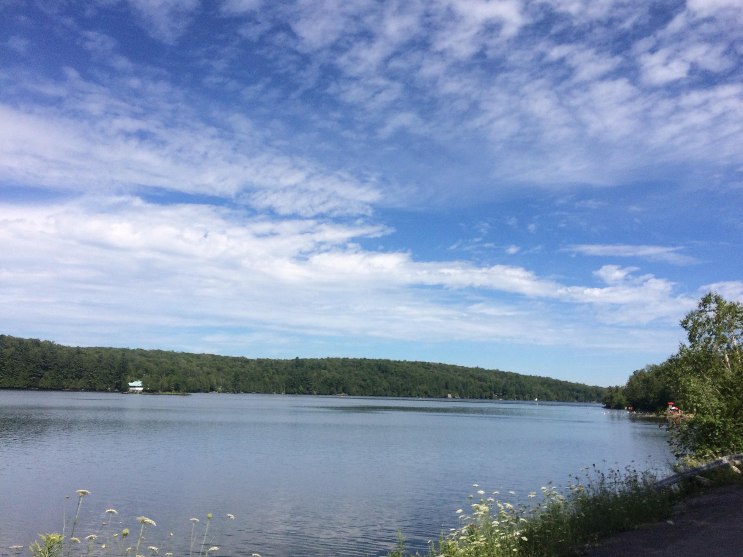 Lake Meech! Gorgeous!