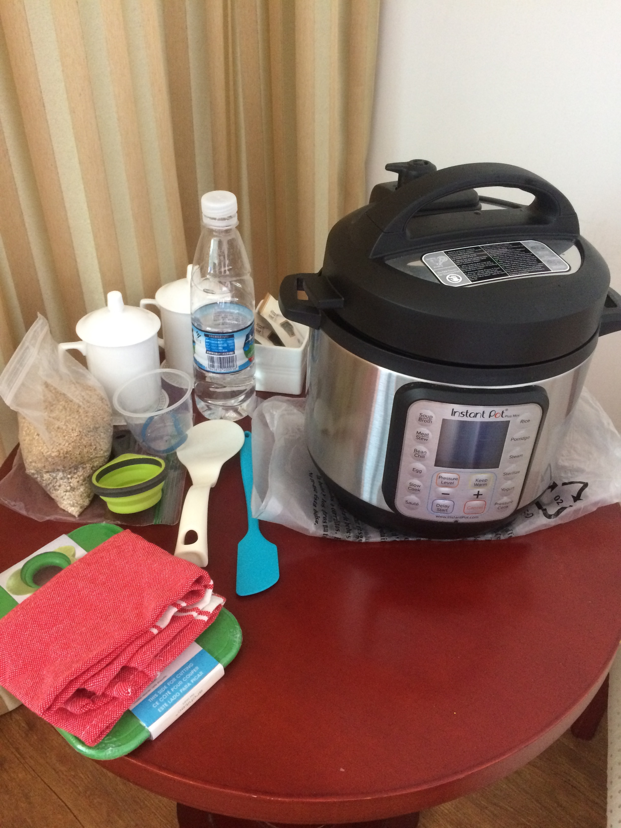 my kitchen abroad