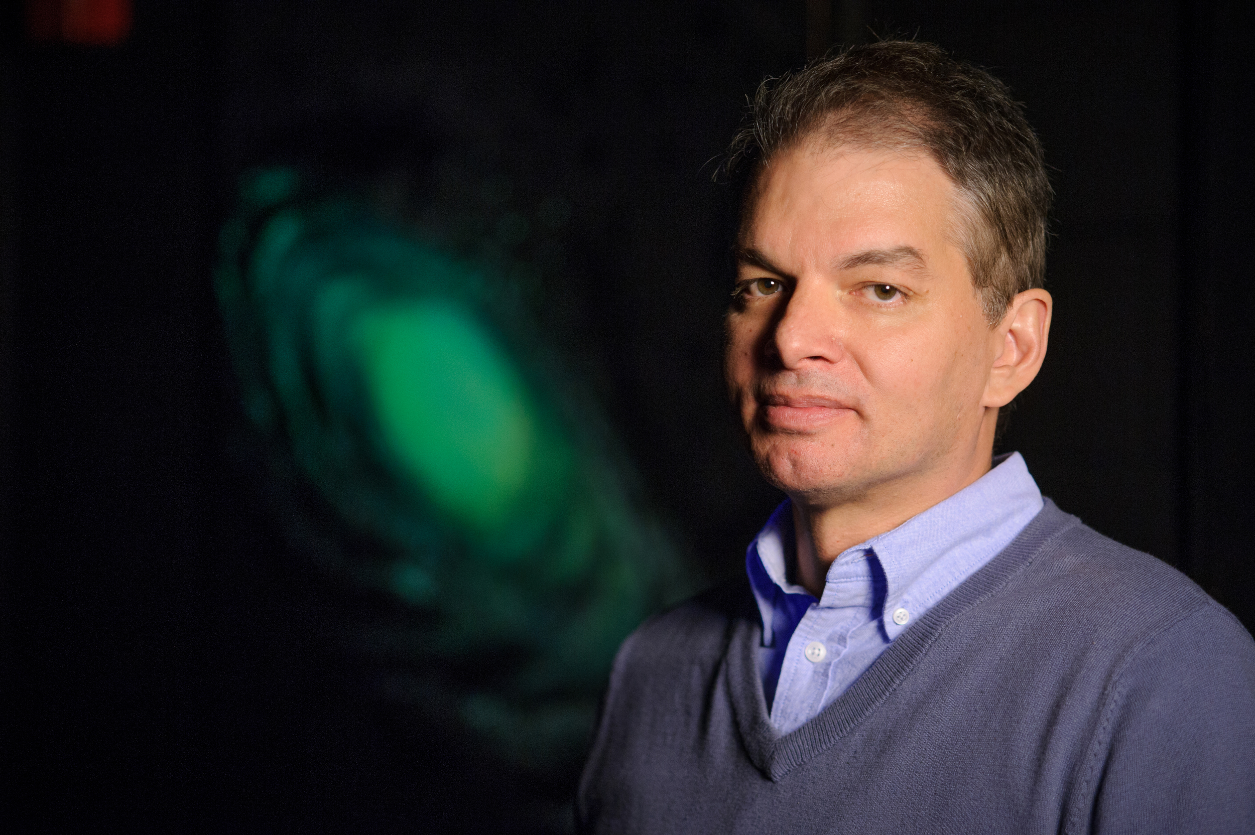 Chris Adami , Professor, Microbiology and Molecular Genetics; Physics and Astronomy