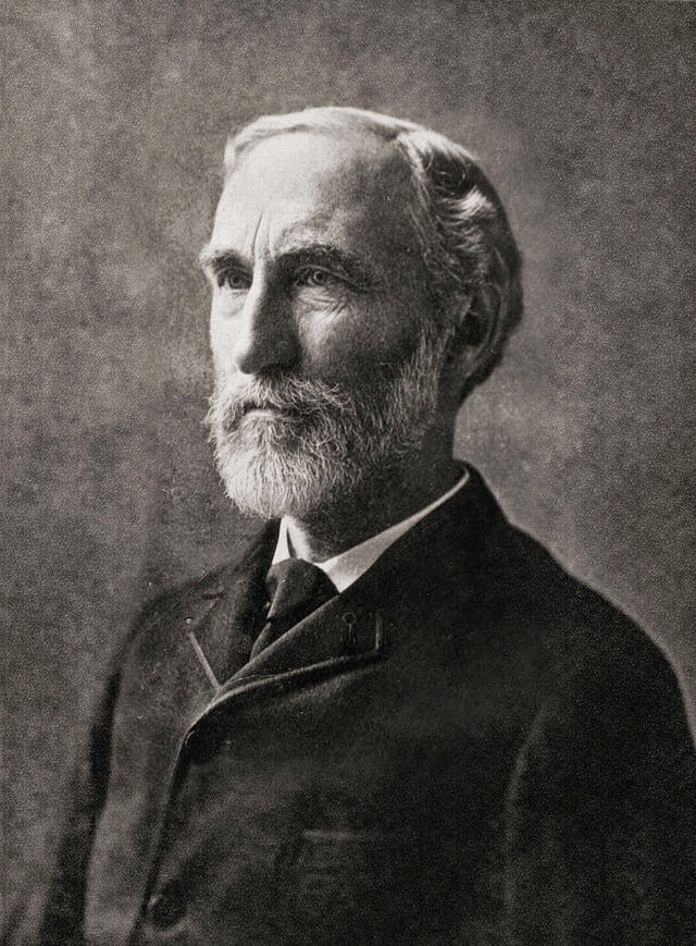 J. Willard Gibbs (1839-1903) Source: Wikimedia