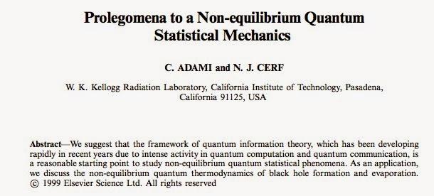 C. Adami & N.J. Cerf, Chaos Sol. Fract. 10 (1999) 1637-1650