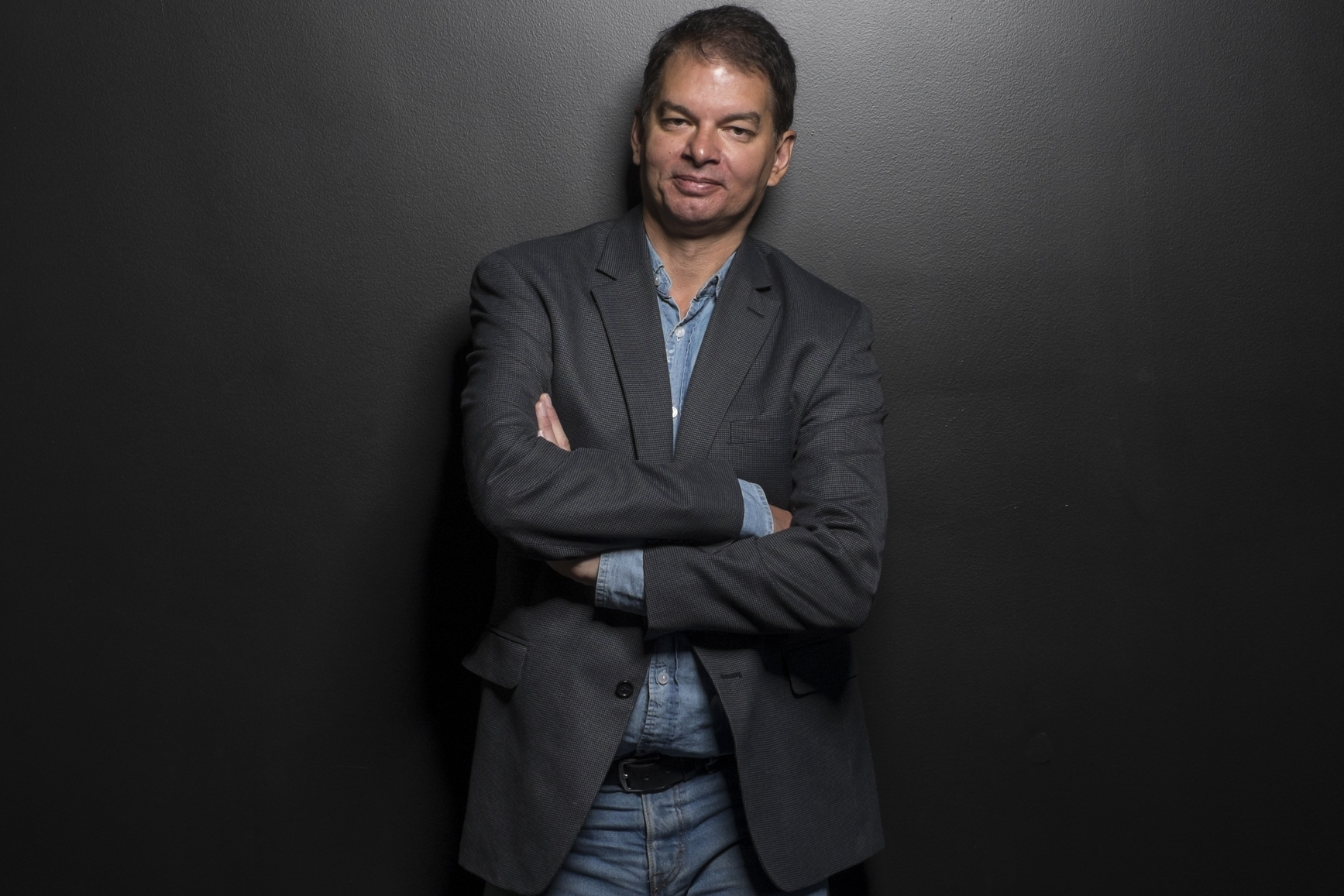 Chris Adami  ,Professor, Microbiology and Molecular Genetics; Physics and Astronomy
