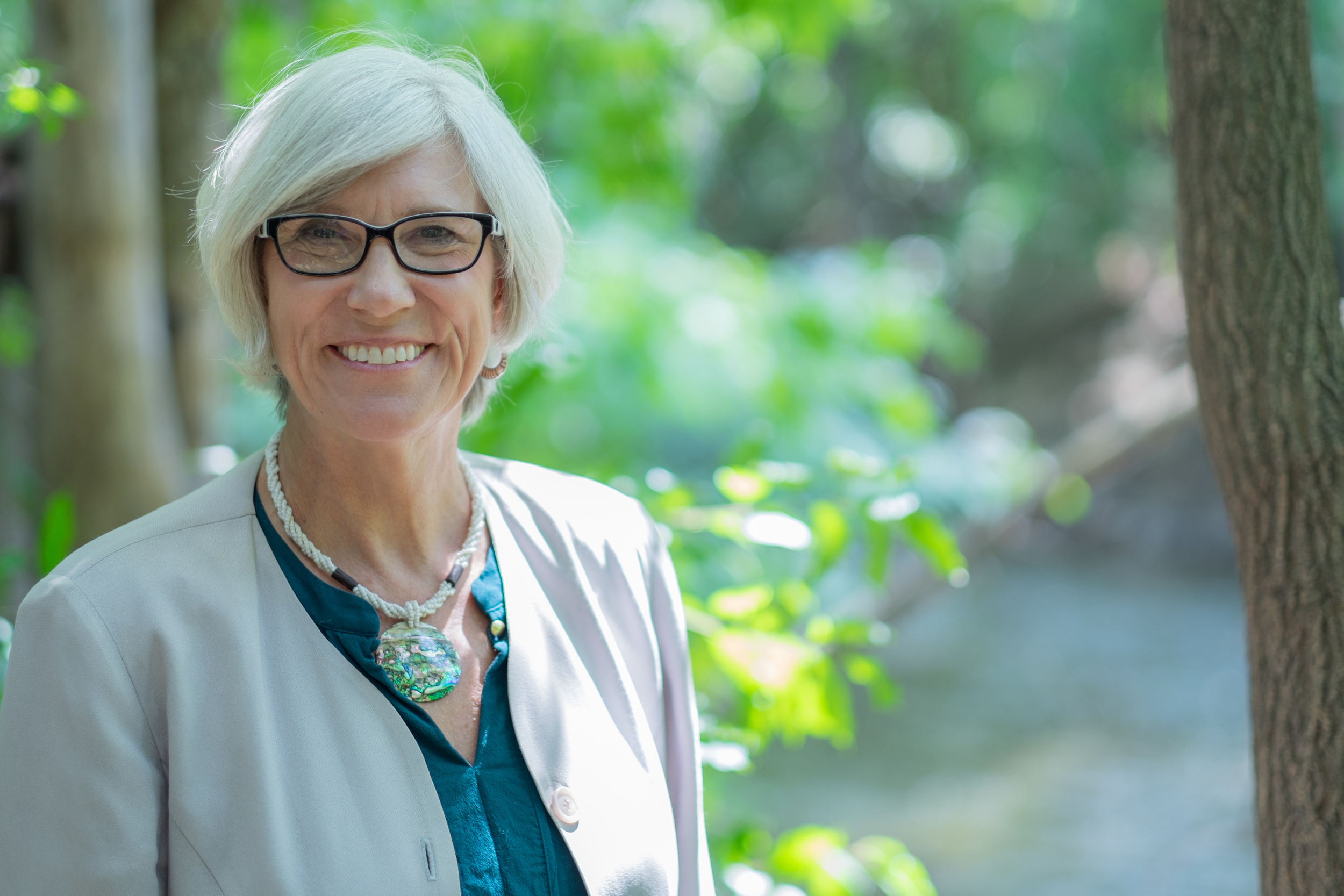 Dr. Joan Rose, Homer Nowlin Chair in Water Research,  Professor, Michigan State University